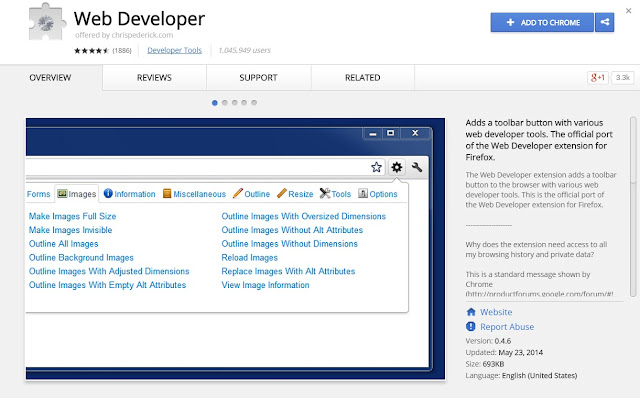 25+ Must Have Google Chrome Extensions for Web Developers