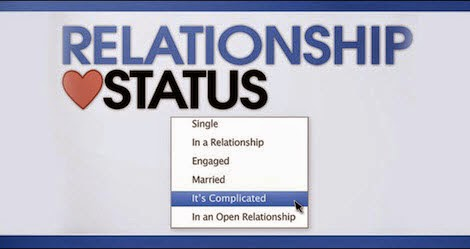 Change your relationship status on Facebook