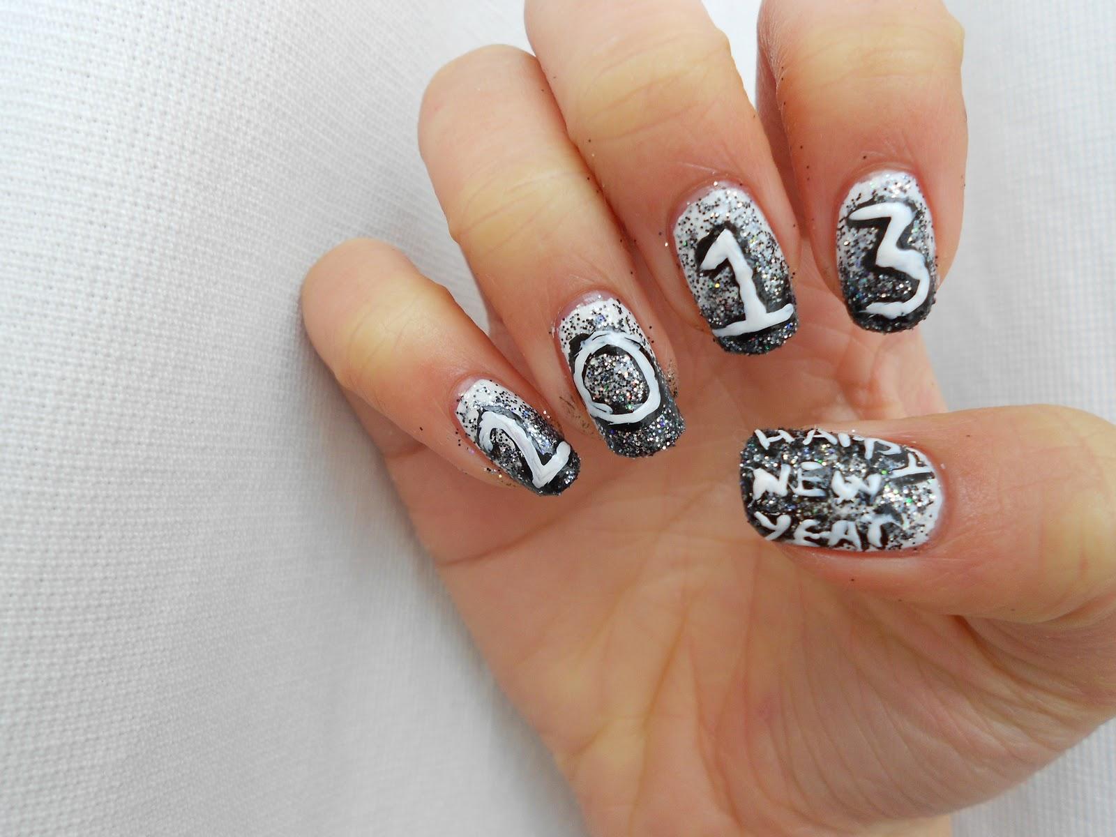 Beautyartsx Nail Art Happy New Year