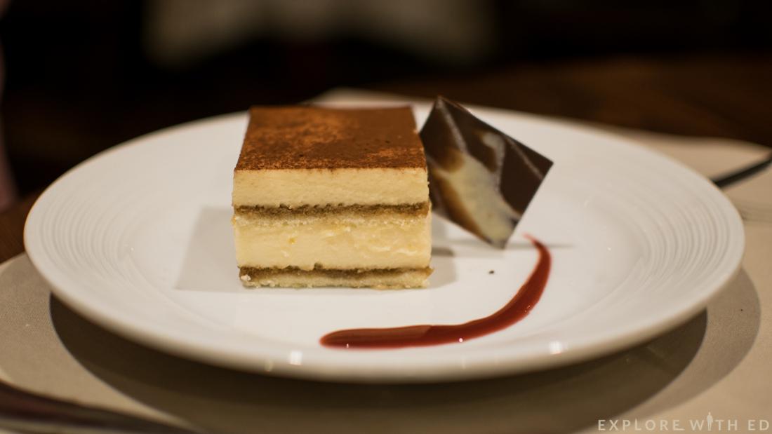 Giovanni's Table, Dessert, Royal Caribbean, Explorer of the Seas