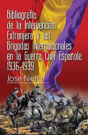 Bibliografía de la Intervención Extranjera y las Brigadas Internacionales
