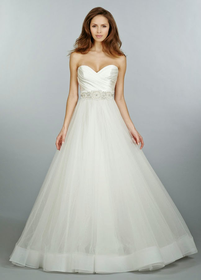 Wedding Dresses With Red Sash 84 Good Ivory satin fit to