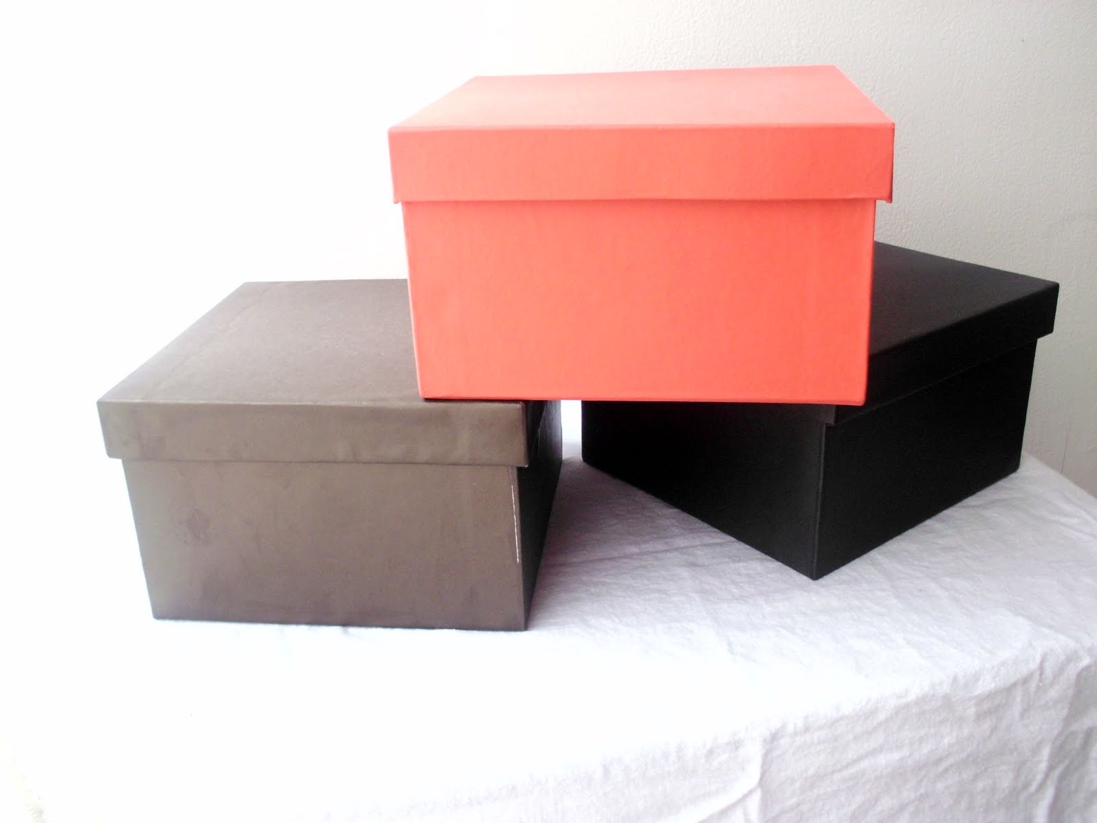Cudet cajas decorativas cajas para regalos - Cajas de almacenaje decorativas ...