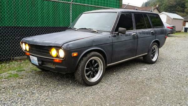 Craigslist Seattle Cars By Owner >> 1971 Datsun 510 Wagon Project | Auto Restorationice