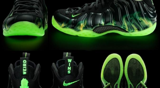 Nike ParaNorman Foamposites