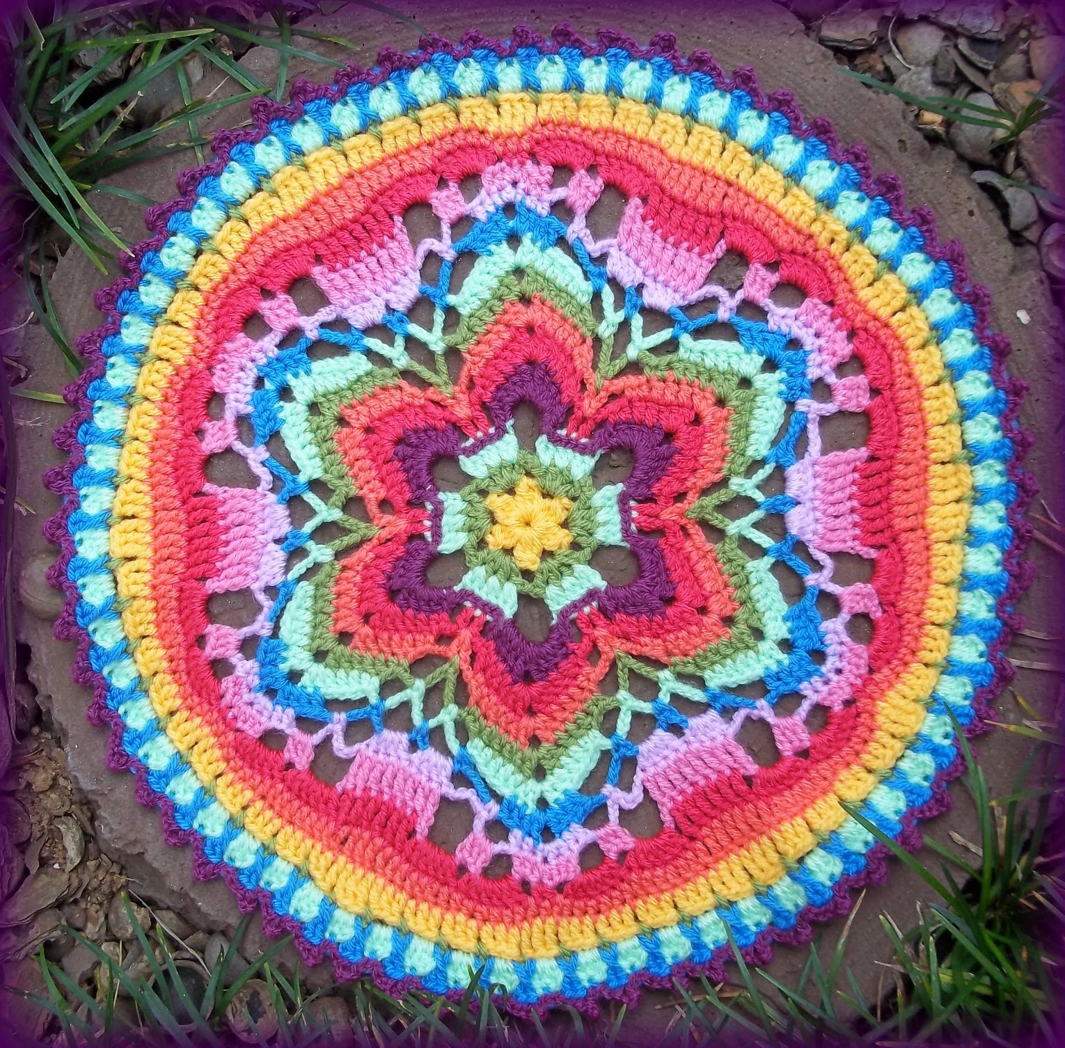 starflower mandala