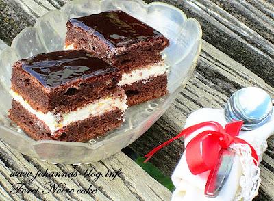Foret Noire cake