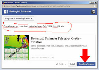Download Kalender Fals 2014 Gratis