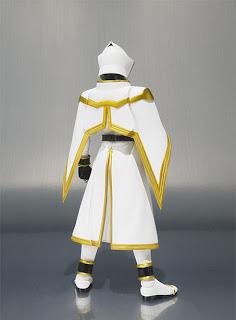 Bandai SH Figuarts Kamen Rider Wizard White Wiazrd Figure