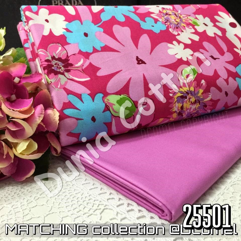 Kain English Cotton Gred AAA Matching Album 255