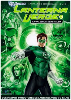 Download - Lanterna Verde - Cavaleiros Esmeralda DVDRip - AVI - Dual Áudio