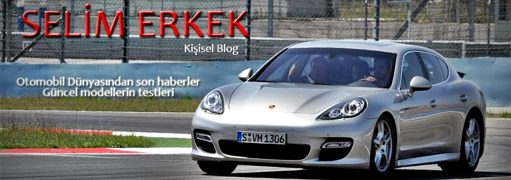 Selim ERKEK Otomobil Test