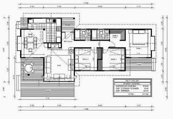 Planos De Casas Planos De Casas 10 X 20