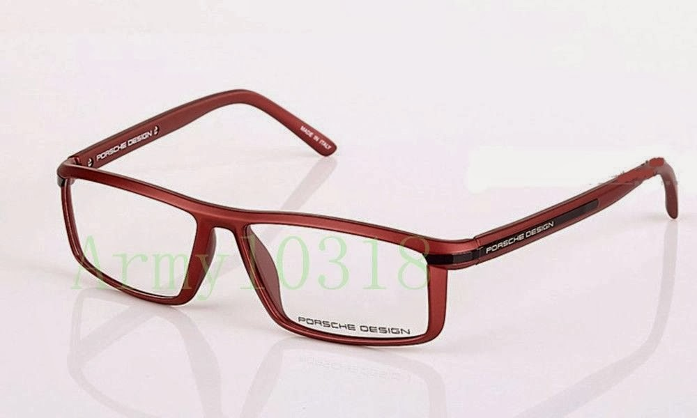New Eyeglass Frames Porsche Design TR90 P8178 9 Colors Free shipping