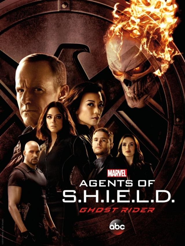 Đặc Vụ S.H.I.E.L.D. Phần 4