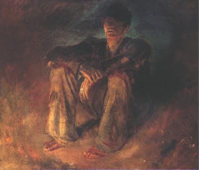 Pavel Vilikovsky, Opowieść o rzeczywistym człowieku, Okres ochronny na czarownice, Carmaniola