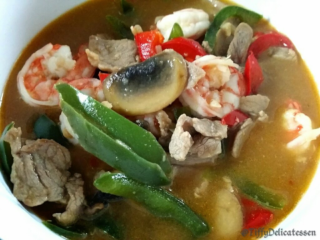 how to cook mushroom with oyster sauce