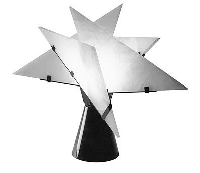 Alabastar Table Lamp