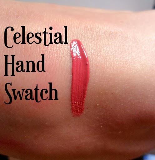 Rimmel Apocalips Celestial Swatch