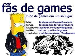 fãs de games