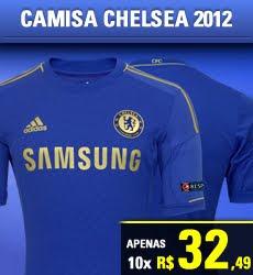 Camisa Chelsea I