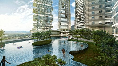 apartemen k2 park serpong 2015