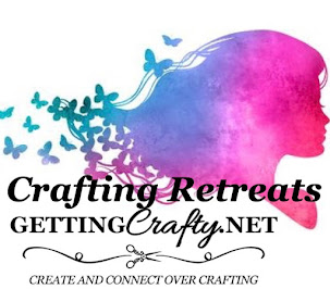 Escape and Create at our Getting Crafty Retreats!