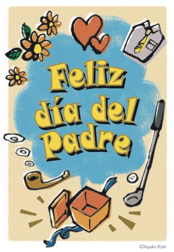 Tarjetas y postales para el Día del Padre