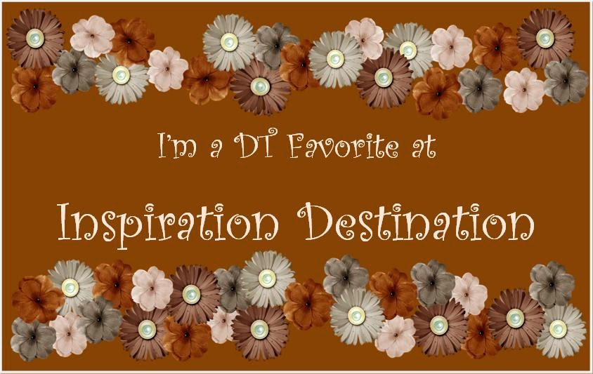 DT Favorite at Inspiration Destination Challenge