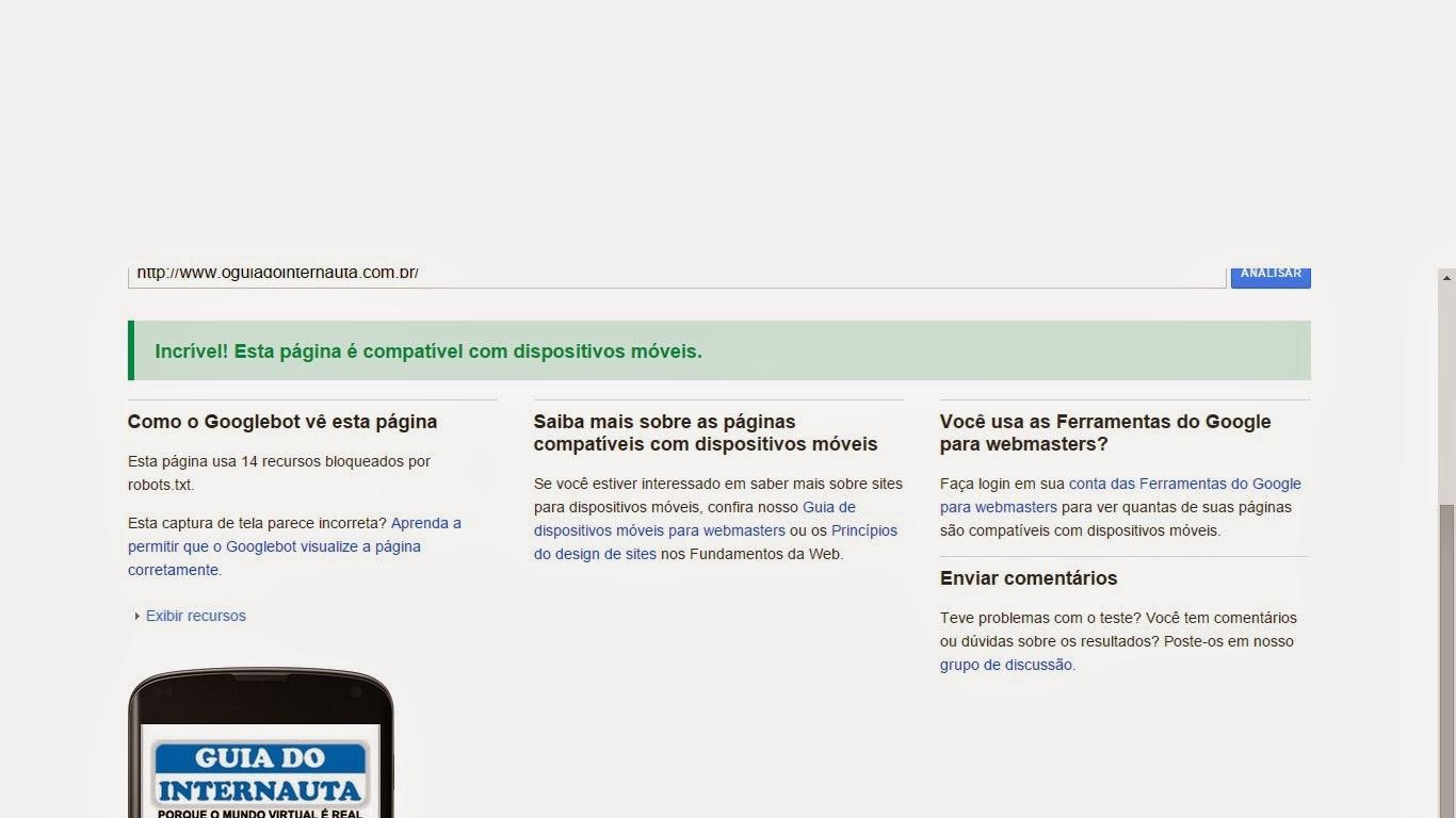 Seu site já tem versão mobile? Google aperta o cerco na relevância das buscas