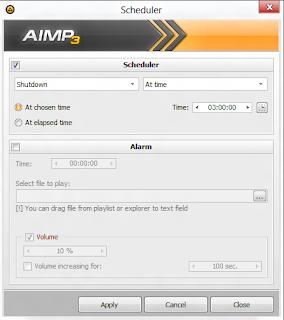aimp+3++scheduler