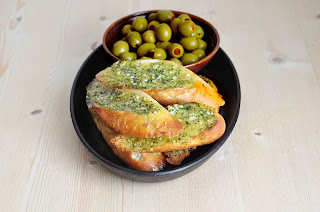 Garlic Bread ~ Simple Food