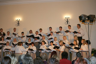 Cesis Castle Choir at Meža skola