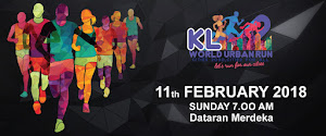 KL World Urban Run 2018 - 11 March 2018
