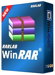 تحميل برنامج وين رار الجديد 2013 غير مضغوط لفك ضغط الملفات Download Winrar free