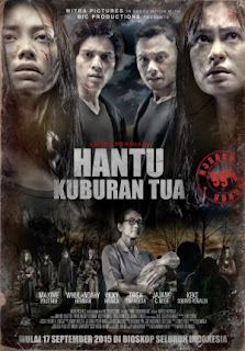 Sinopsis Film Movie Hantu Kuburan Tua 2015
