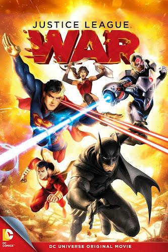 Justice League: War (BRRip HD Español Latino) (2014)