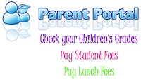 Parent Portal &  Student Lunch Fee Account