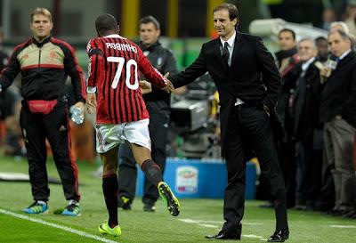 AC Milan 3 - 0 Palermo (2)