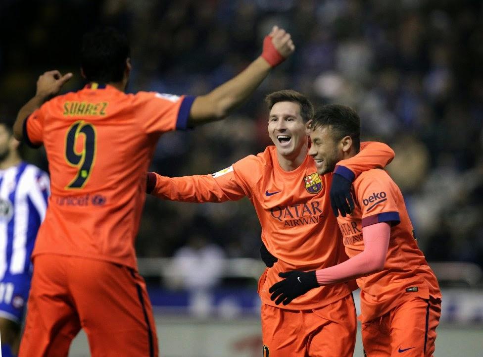 Spanish Football 2015