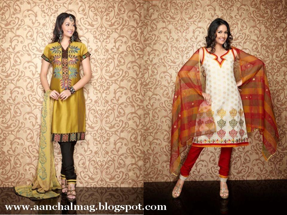 Designer Salwar Kameez   Indian Designer Dress Collection 2012Designer Salwar Kameez 2012