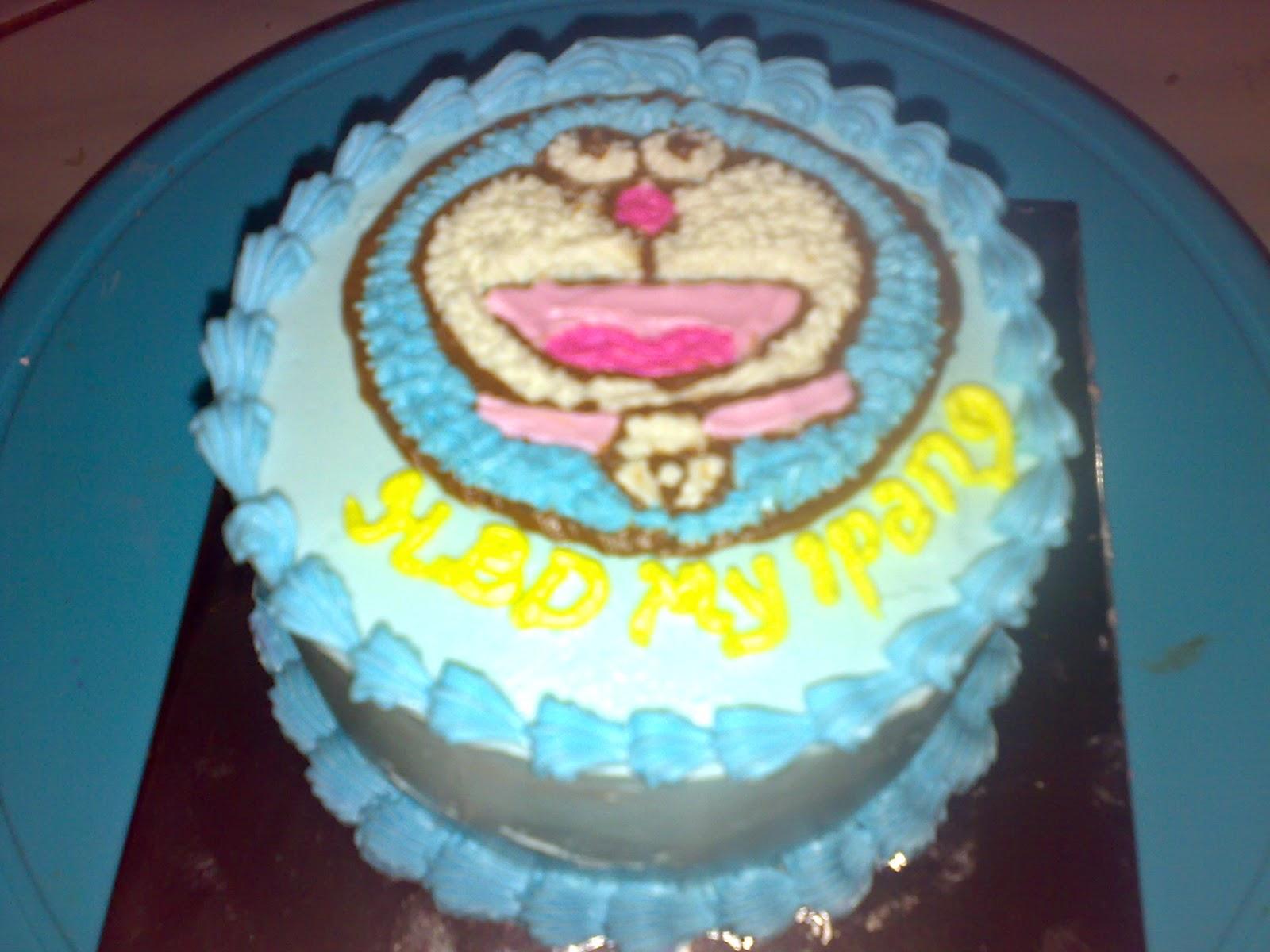 cake ulang tahun anak di padang