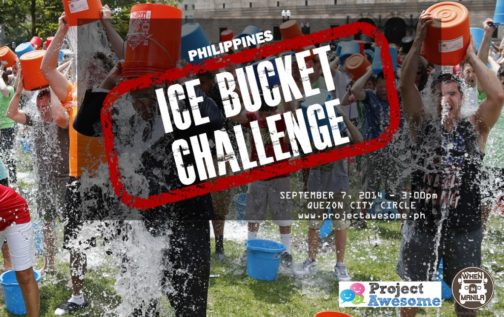 Philippines Ice Bucket Challenge
