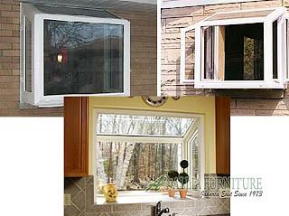 Garden window jendela rumah model khusus tanaman