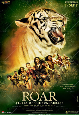 Roar Tigers of Sunderbans 2014 Hindi DVDScr 350mb