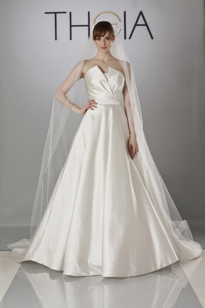 Theia 2014 Spring Bridal Ad Collection