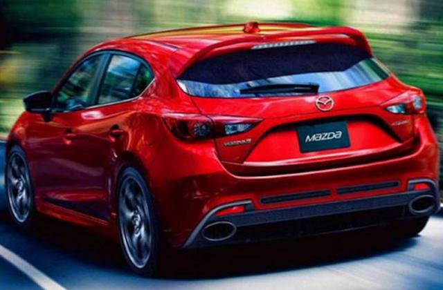 Mazda 3 2017 Release Date