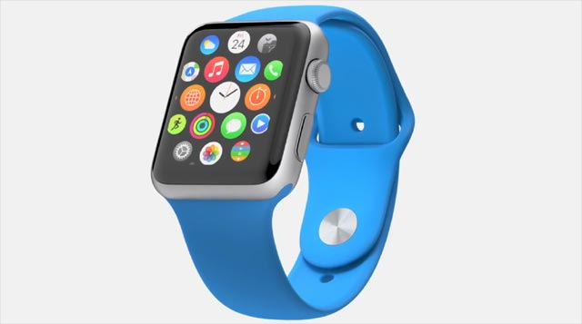 El flamante Apple Watch