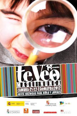 Cartel TeVeo 2012