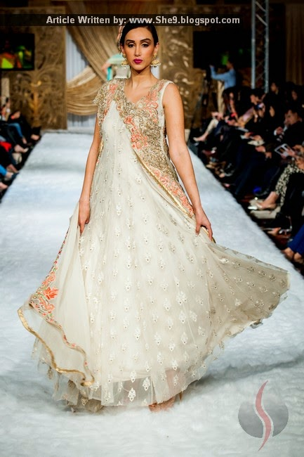 Bridal Fashion Week 2015 in Pakistan Pakistan Fashion Week London